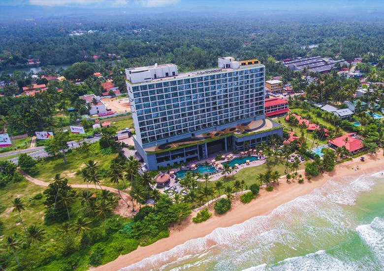 Marriot Hotels and Spa - Weligama