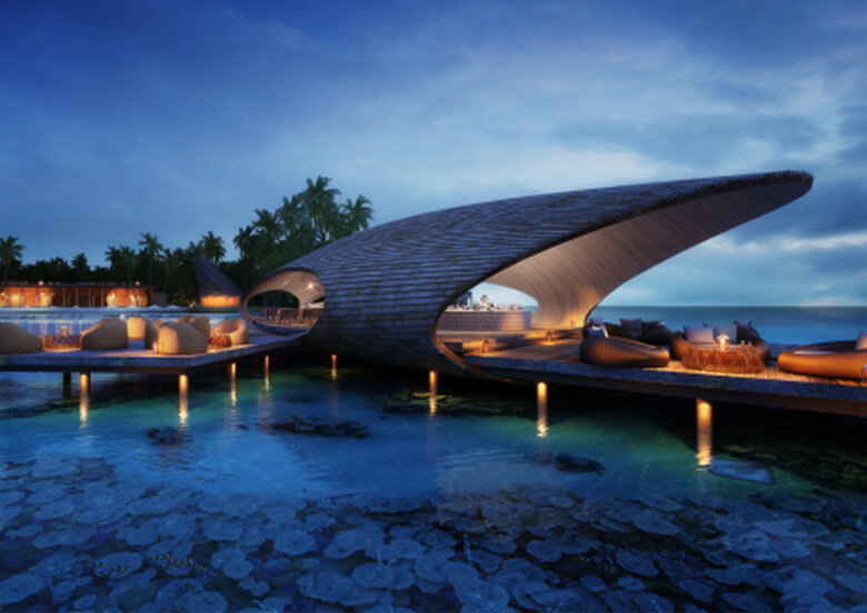 RITZ Carlton Maldives Resort Project